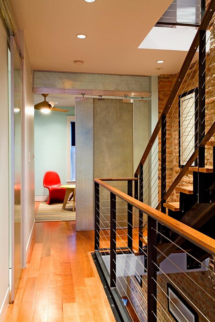 Gutierrez Studios Installations Fell St Residence